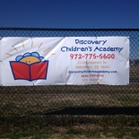 Discovery Children's Academy Banner