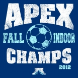 Soccer Fall Champs