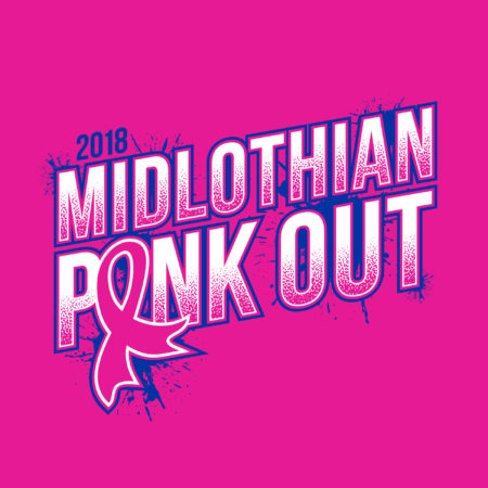 Midlothian Pink Out