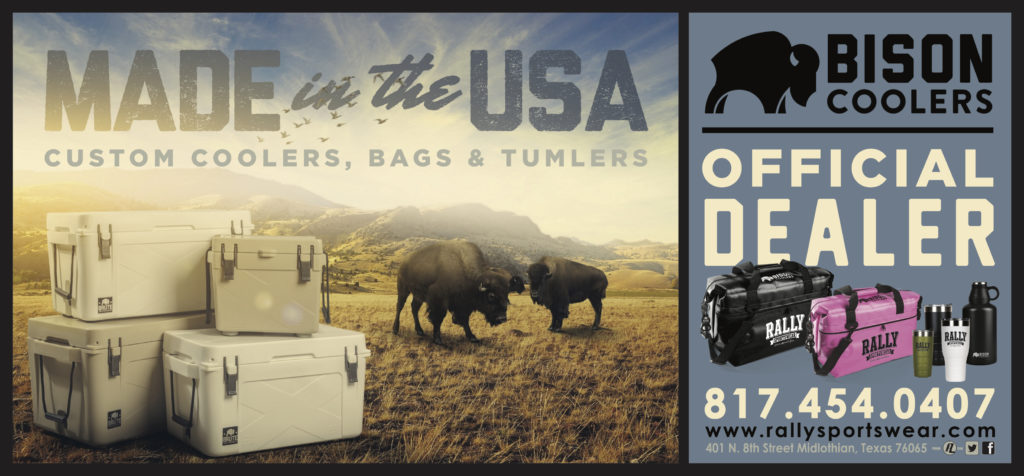 Bison Coolers Official Dealer