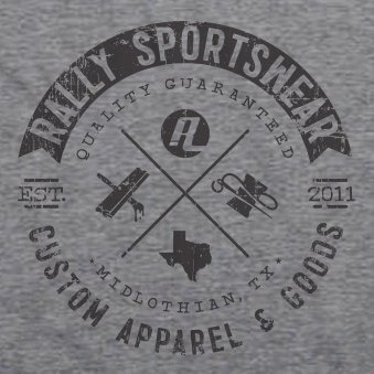 Rally Sportswear Apparel