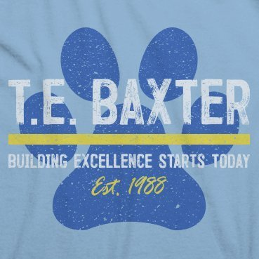 Baxter Spirit Wear