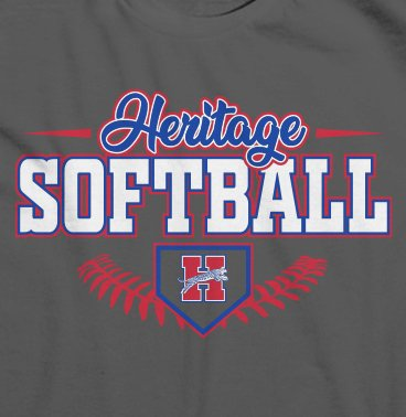 HERITAGE SOFTBALL SPIRIT